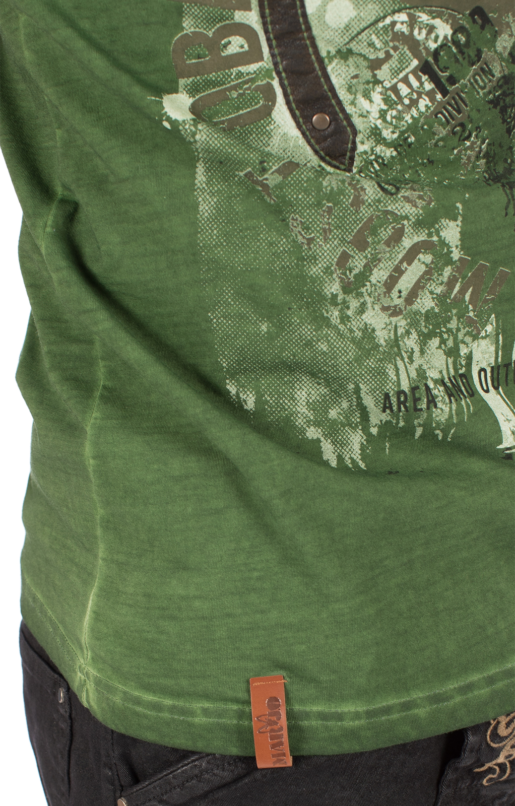 weitere Bilder von Maglietta Trachten B36 - GAUDIBURSCH verde