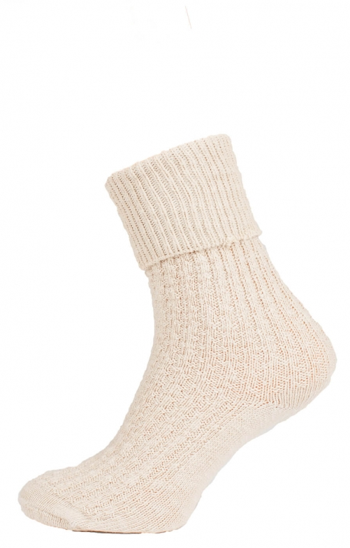 Traditional socks 26010 nature