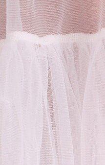 Trachten Petticoat 75cm creme