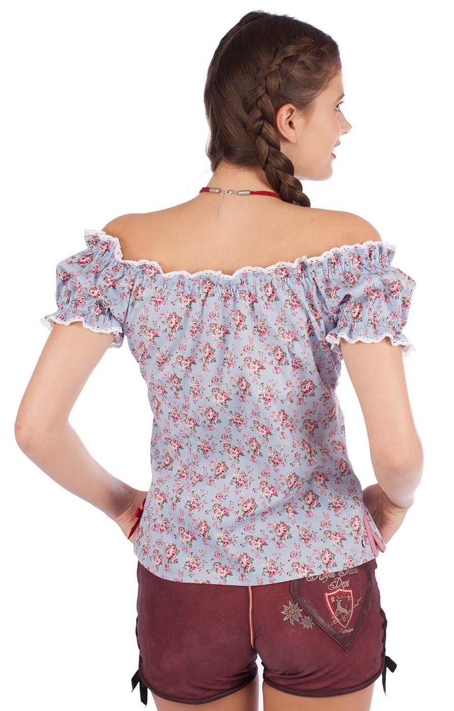 weitere Bilder von Traditional blouse 32840-809 blue