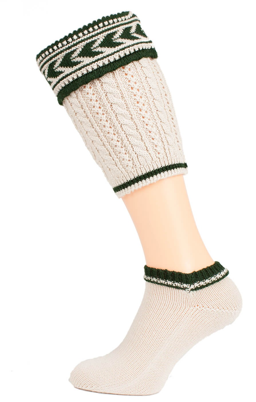 Stockerpoint Loferl set with socks 36010 nature/forest