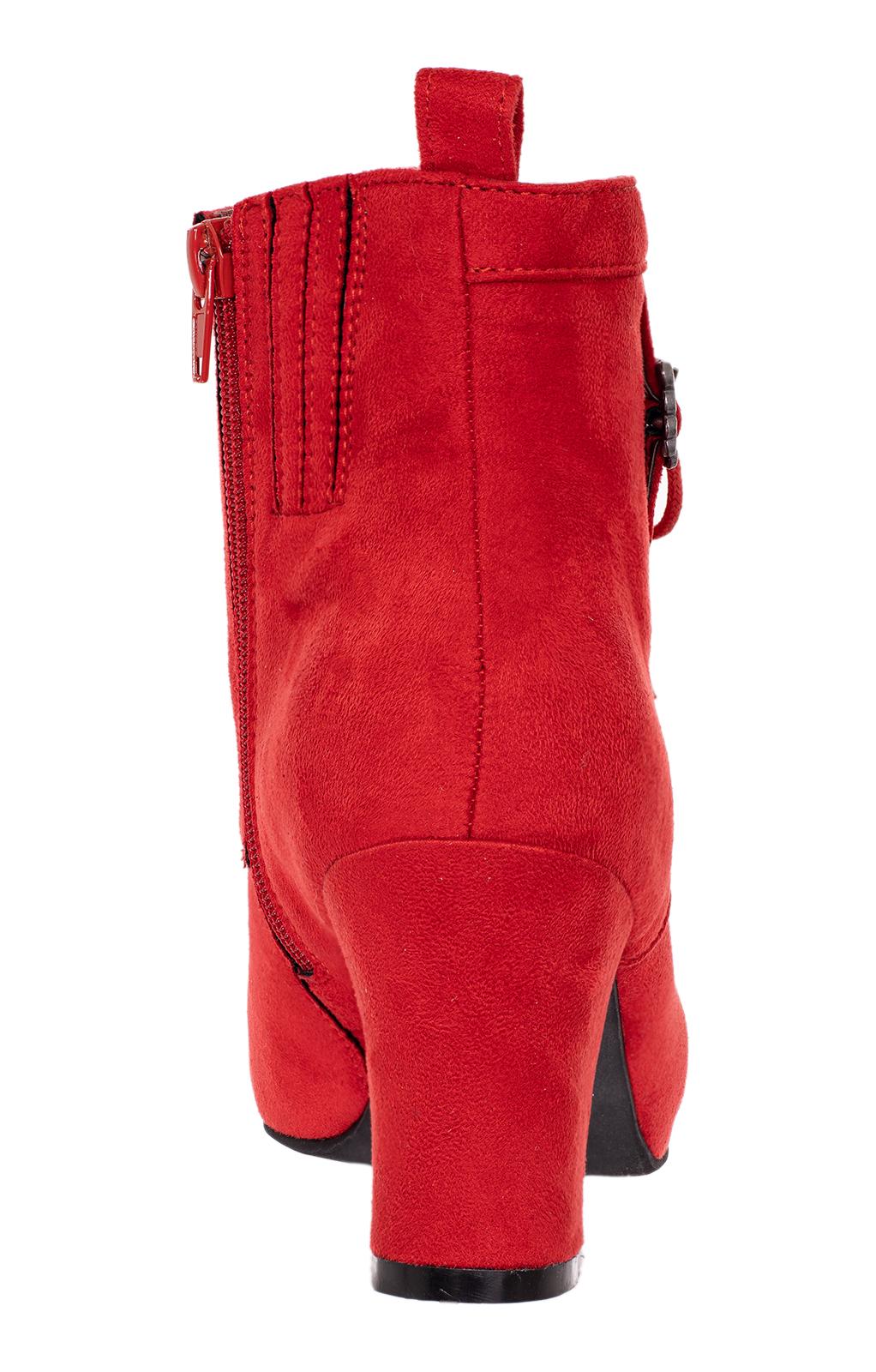 weitere Bilder von Stiefelette 3008720-21 rot