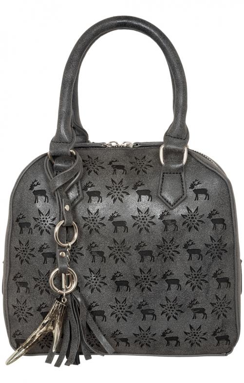 Trachtentasche 13200 antik schwarz