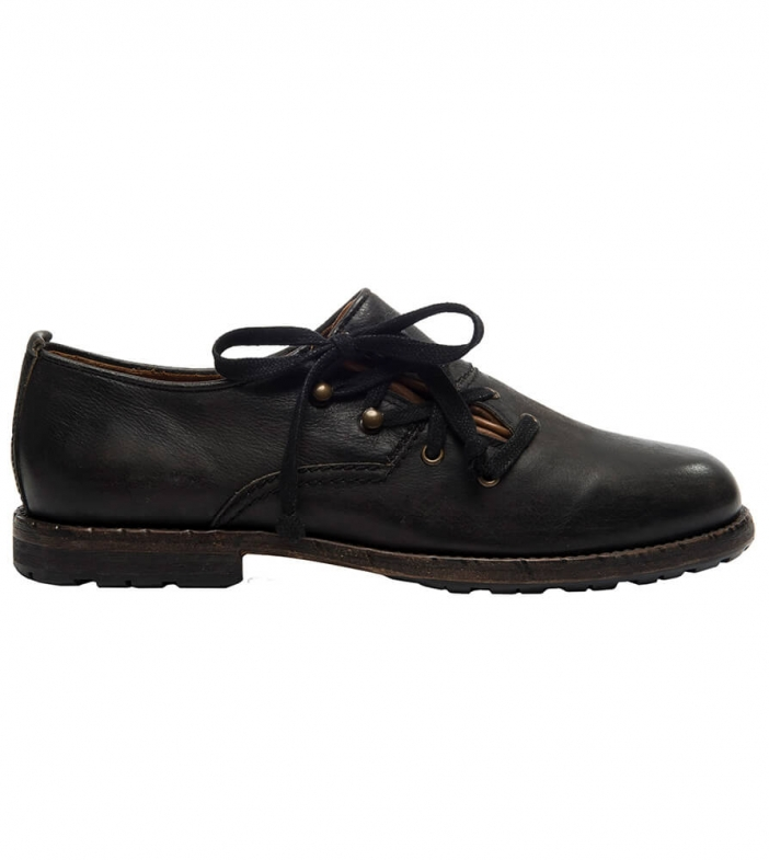 German traditional shoes 6060 negro