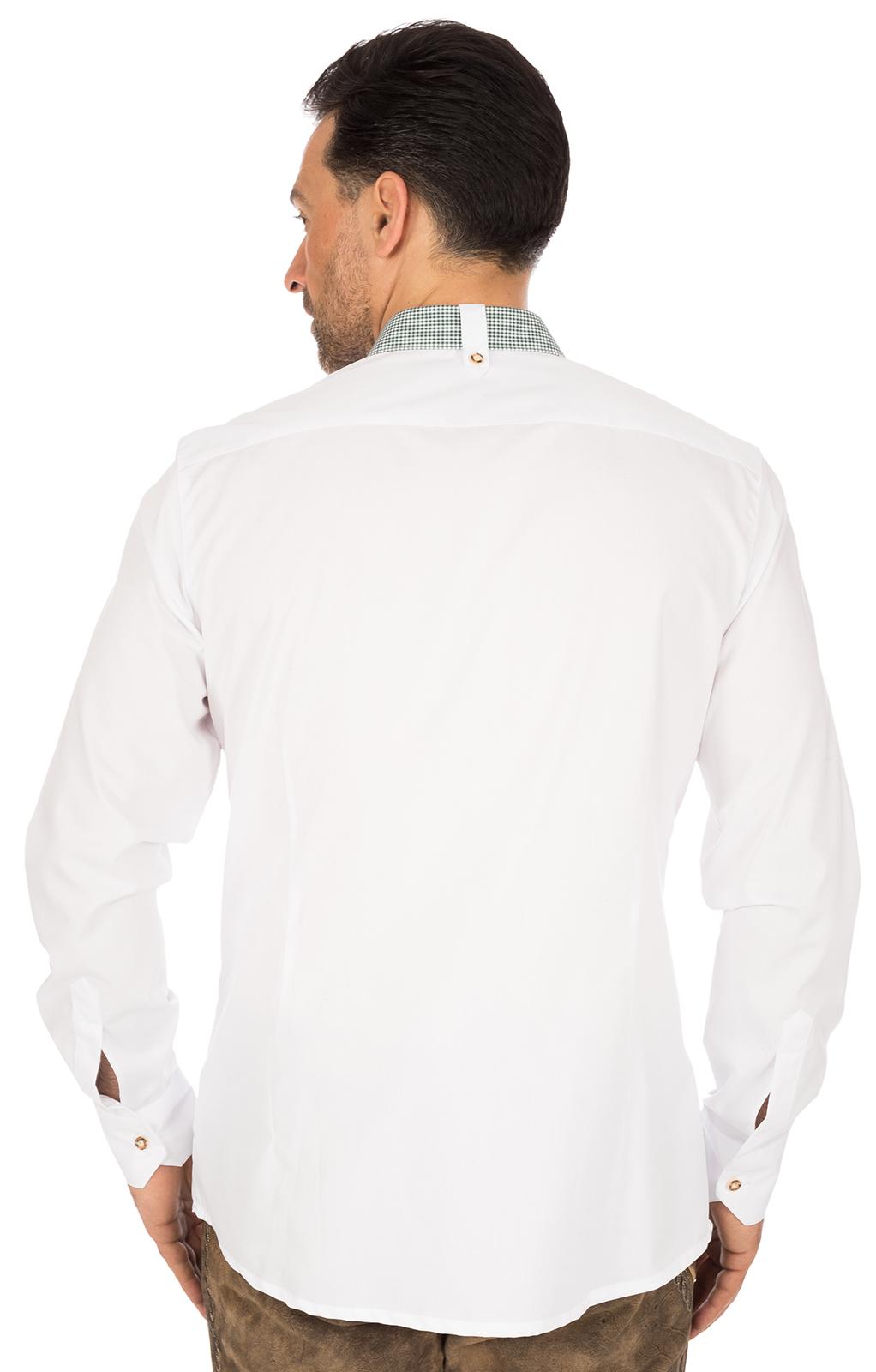 weitere Bilder von Trachtenhemd CLASSICO weiss