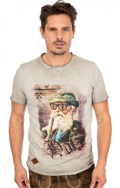 T-Shirt FRITZ mud