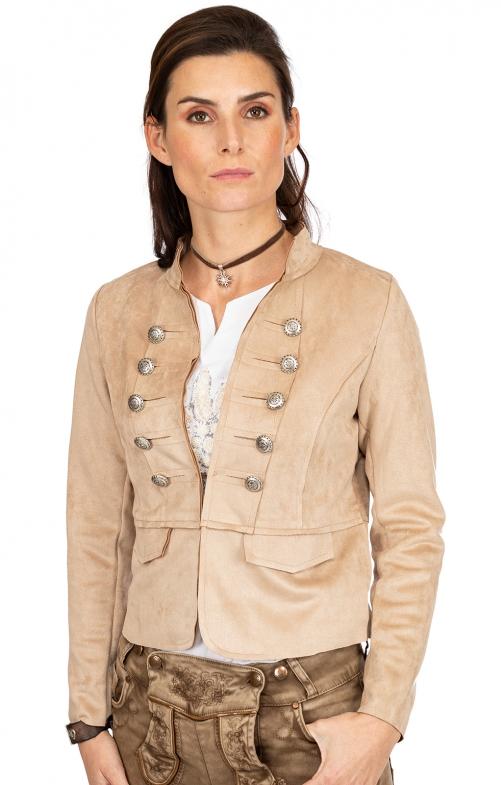 Traditional jacket RAJA beige