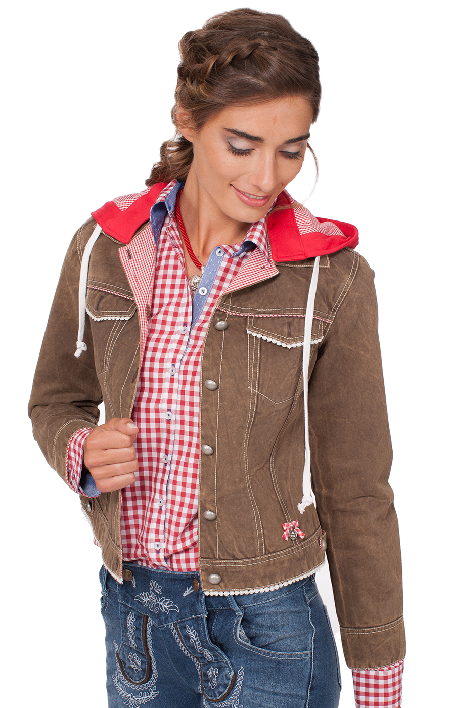weitere Bilder von Traditional Jacket Farina brown