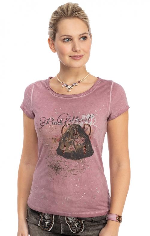 T-Shirt DORI mauve