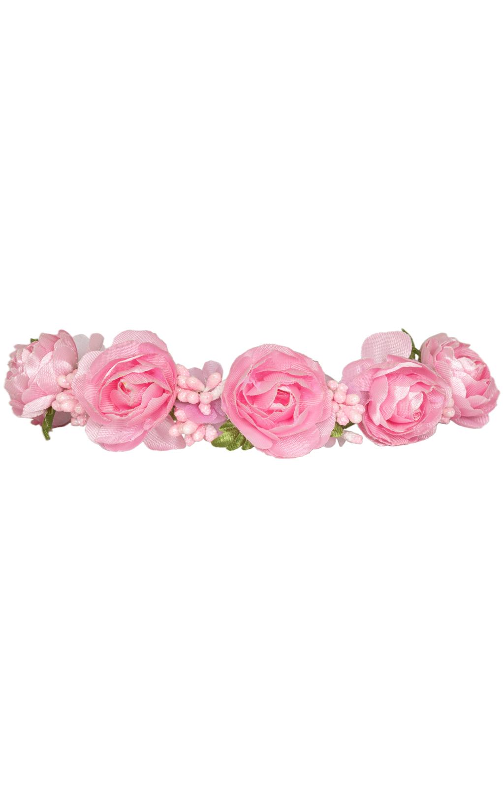 weitere Bilder von Capelli e Hutkranz ROSALINA rosa