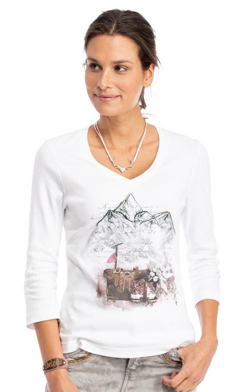 Shirt 321124 weiss