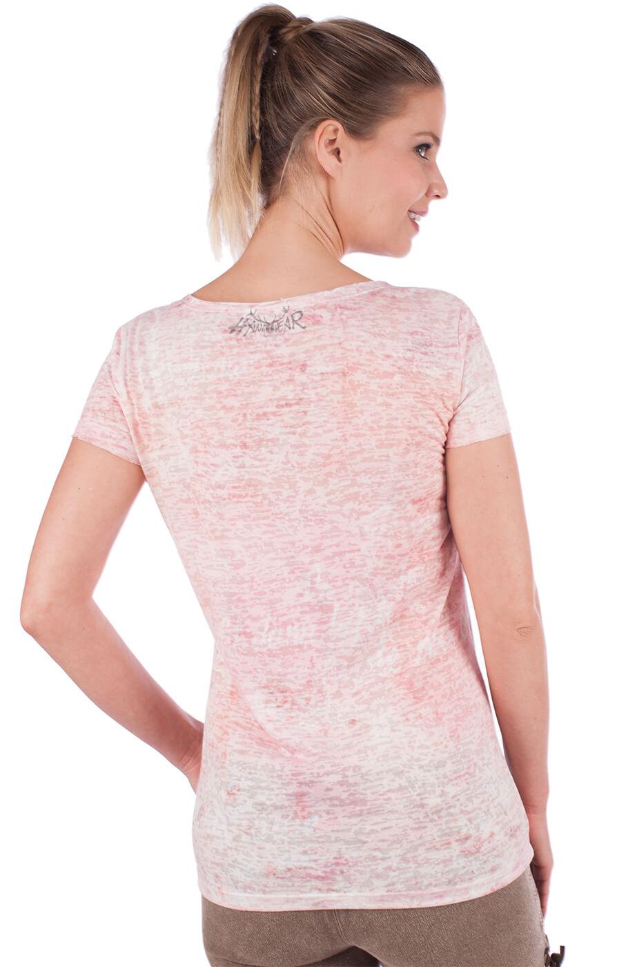 weitere Bilder von Trachten T-Shirt rose
