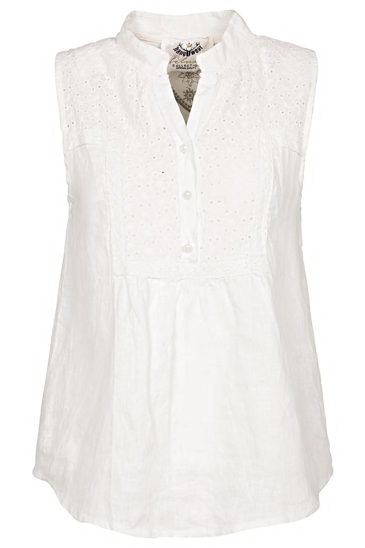 weitere Bilder von Traditional blouse MELINA-Twhite