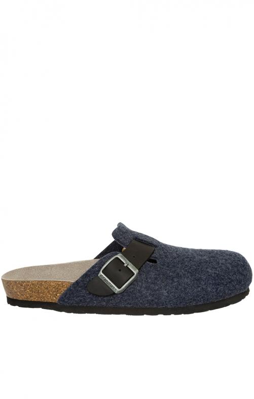 Pantoffeln G101554 RIVA blau