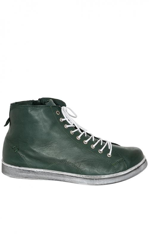 Sneaker 341500-112 bottle grün