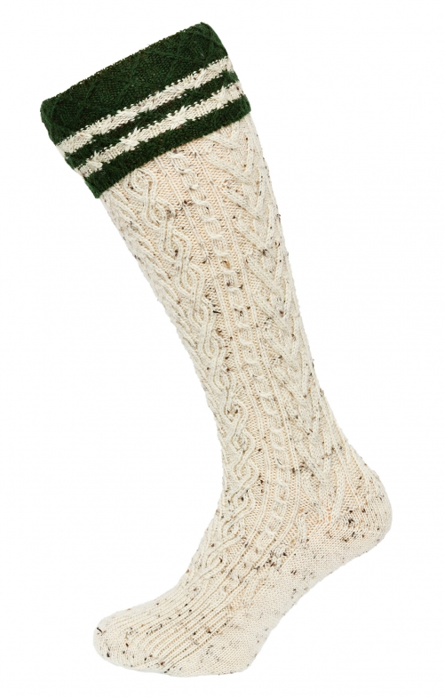 Traditional knee socks 54080 nature