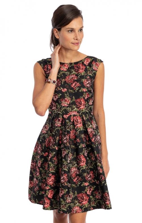 Kleid ILONA schwarz