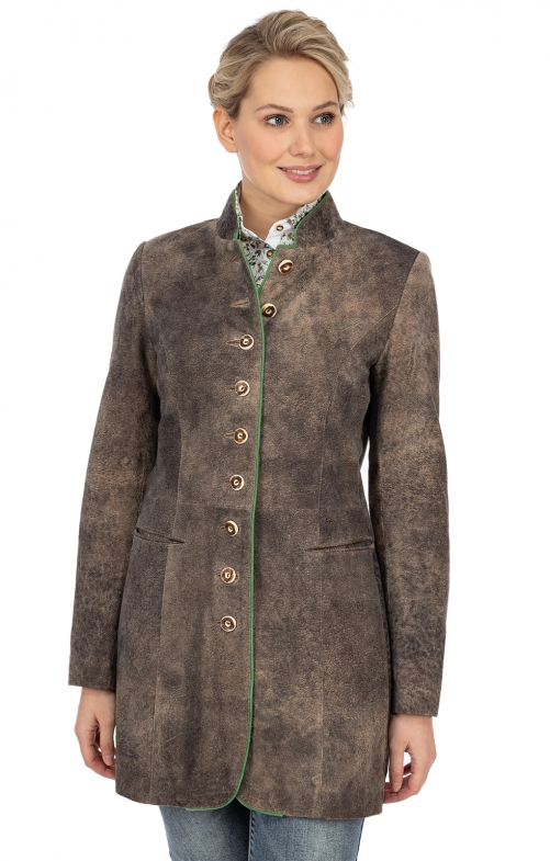 Tracht Jackets HOELLSEE stone antique