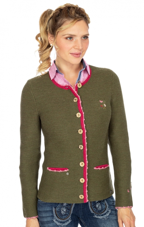 Traditional Jackets MOSEL olive