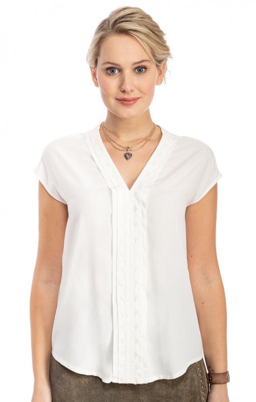 Bluse ohne Arm LOTTA-DIANA offwhite
