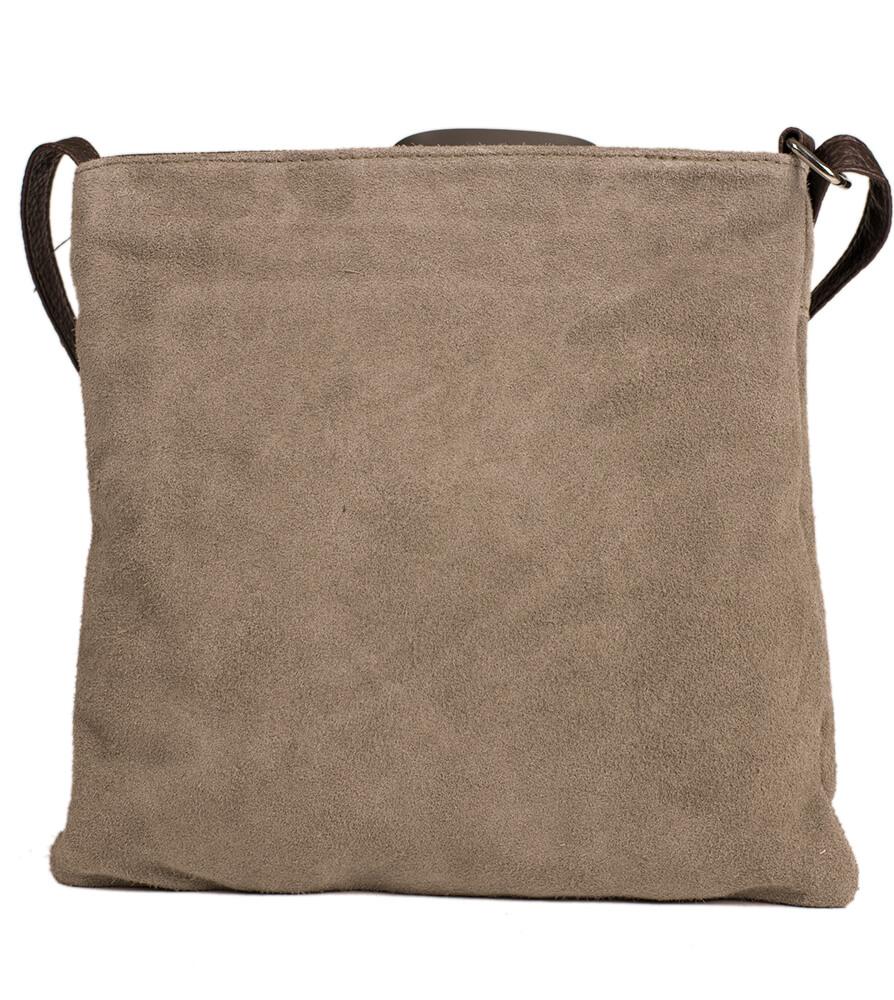 weitere Bilder von Traditional dirndl bag TA30300-3, gray brown