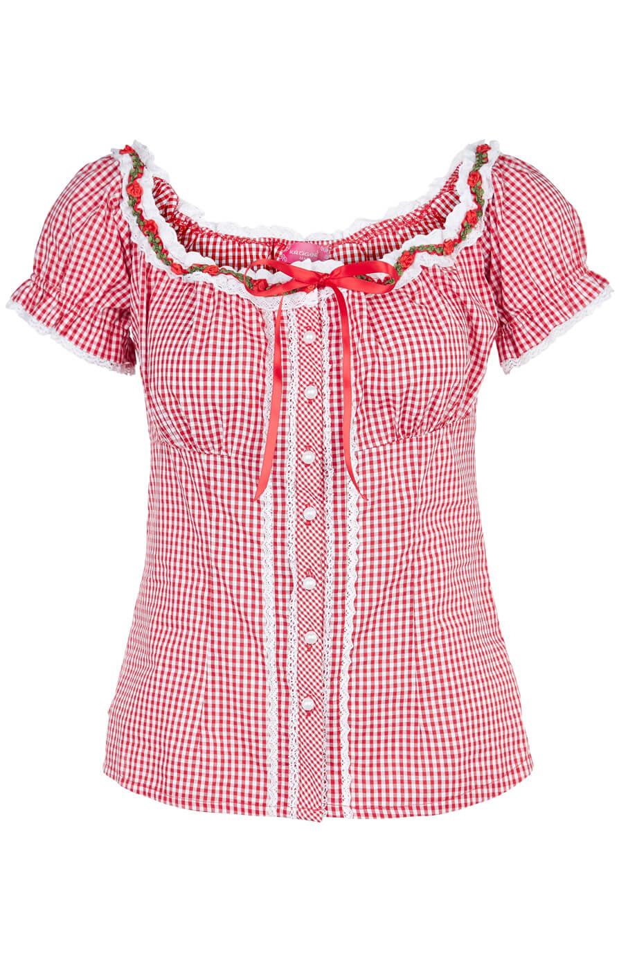 weitere Bilder von Traditional blouse Becky red