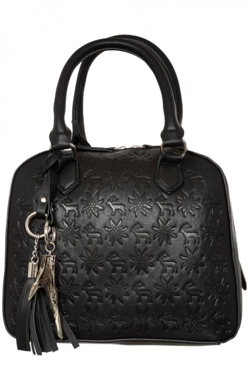 Trachtentasche 13202 schwarz