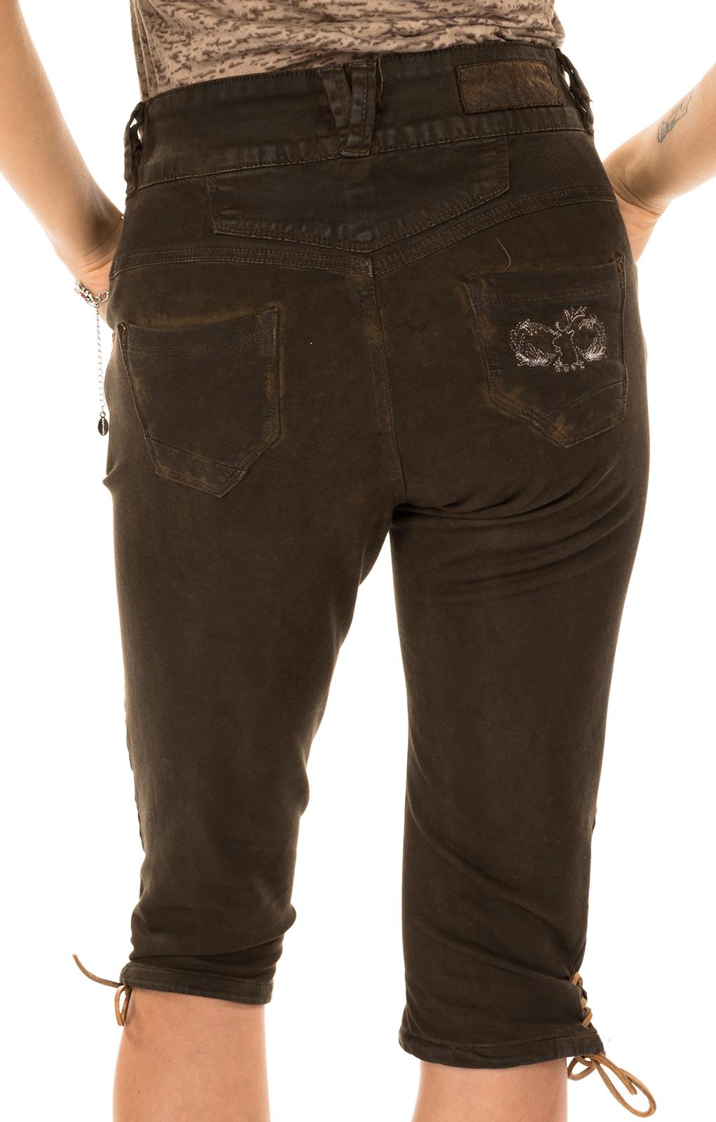 weitere Bilder von Traditional trousers knee Nicole 1769 brown