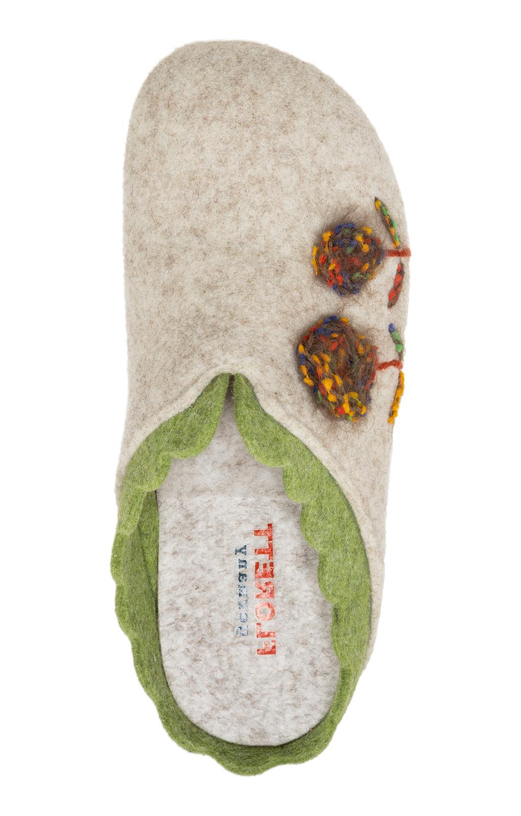 weitere Bilder von Pantoffel NELLY natur-apfel