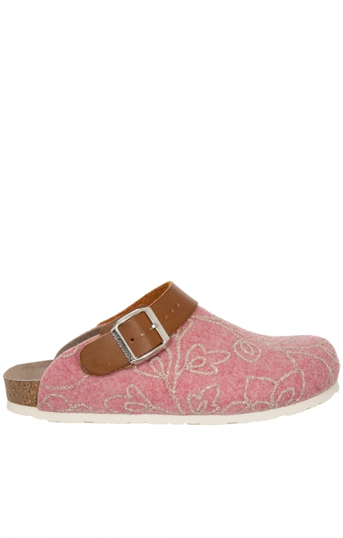 Traditional SlipperG101621 GLOW pink