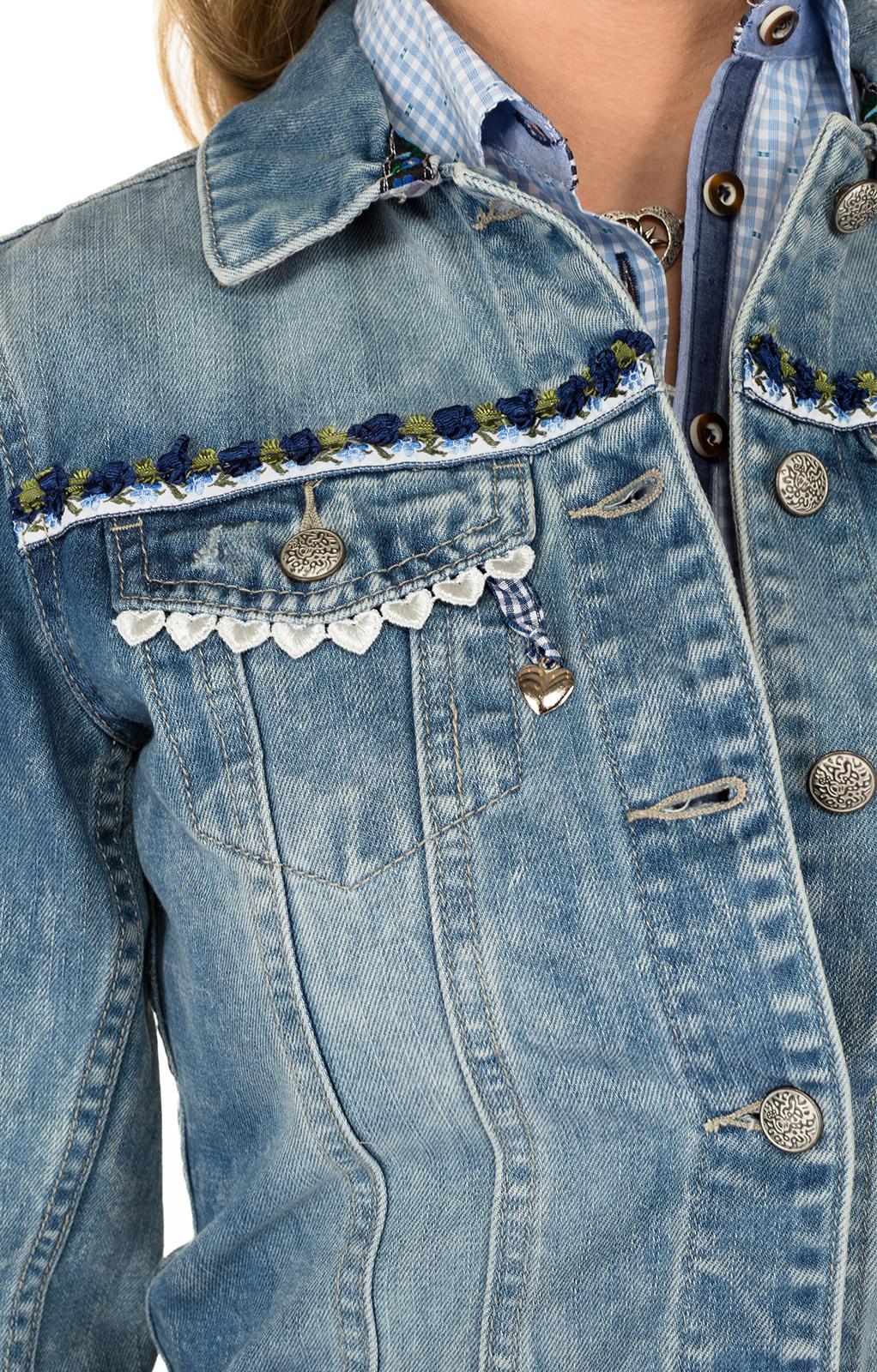 weitere Bilder von Jeansjacke DENIM DREAM blau-blau