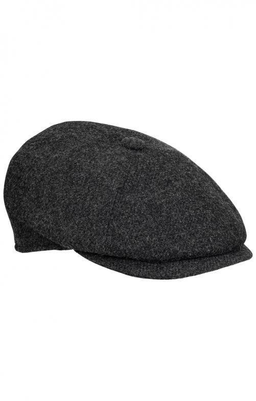 Flatcap 54022 anthrazit