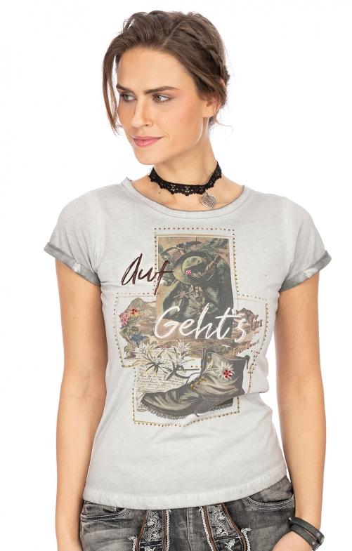 T-Shirt P17 - JOSEFINE grau