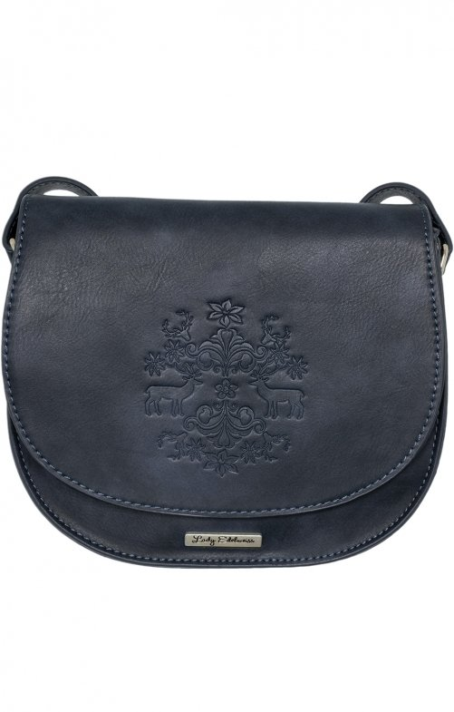 Trachtentasche 13102 dunkelblau