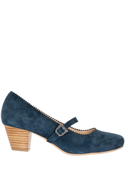 Pumps 3003400-17 dunkelblau
