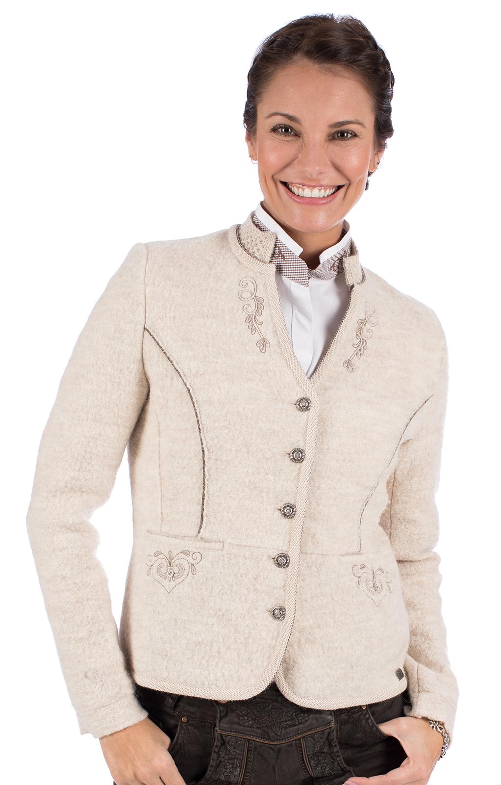 Giacca da passeggio per giacche tradizionali KRIEMHILD WJ natura von Spieth & Wensky