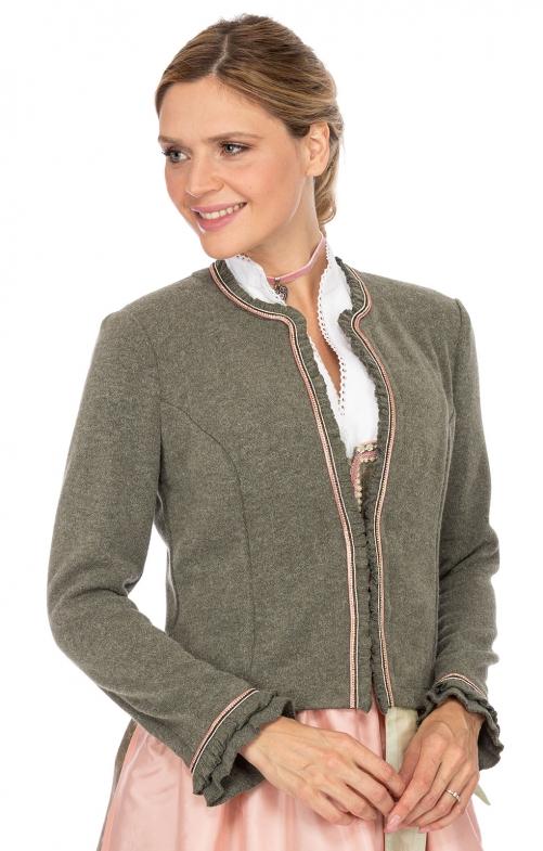 Traditional Jackets RIVANA gray