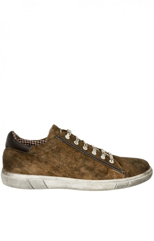Schuh SIEGFRIED Nappato wood