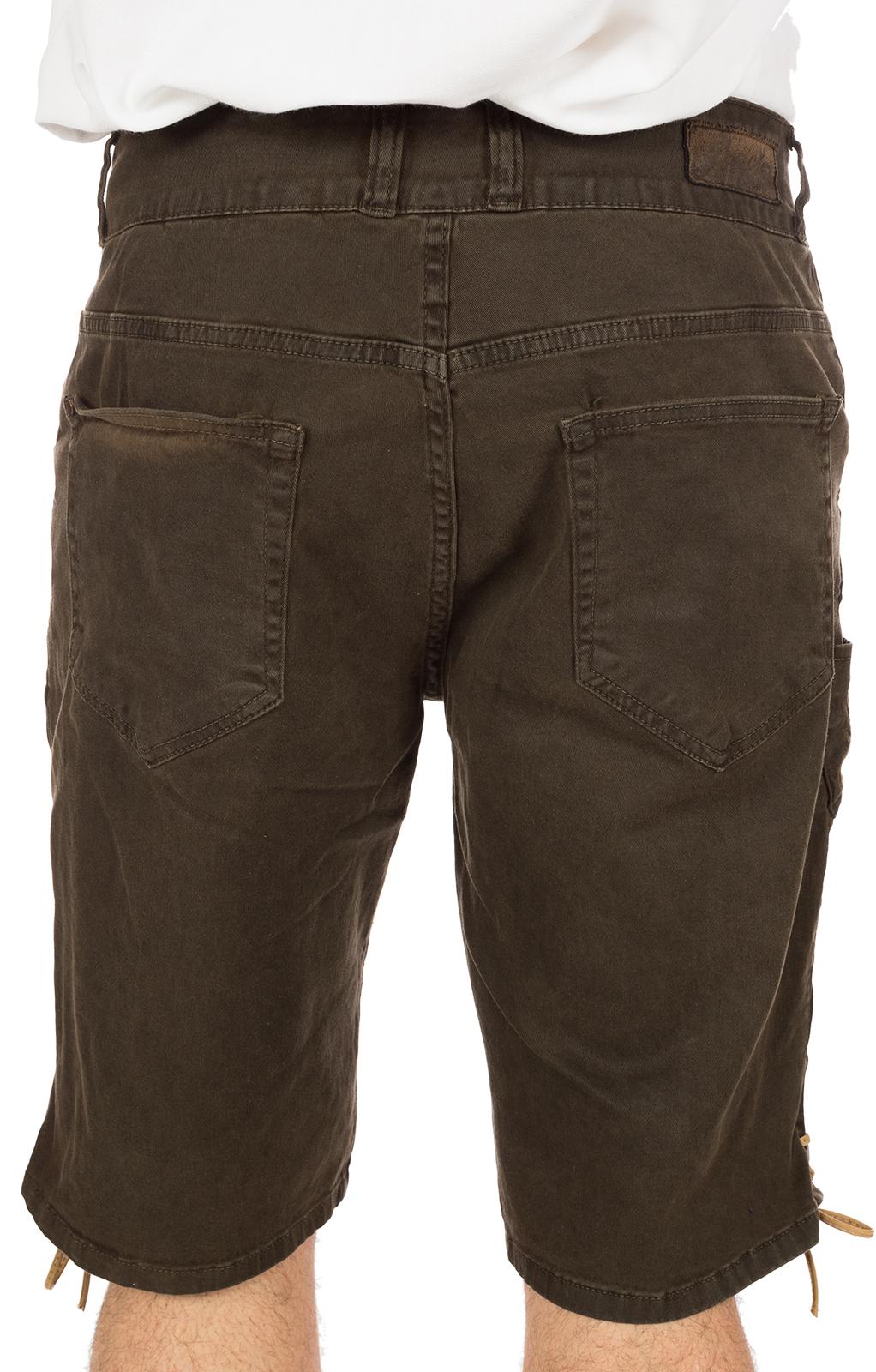 weitere Bilder von Tiroler korte jeanshort bruin