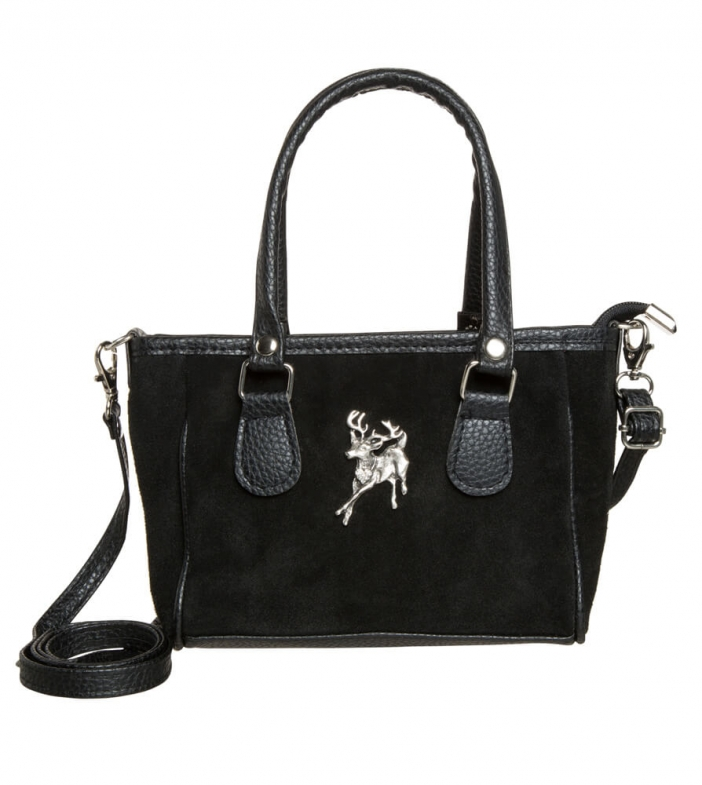Traditional dirndl bag TA30880-1136 black