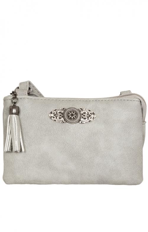 Traditional bag TA6019-8582 gray