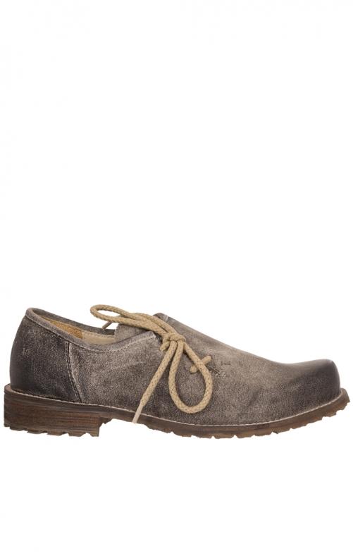 Traditionele schoenen MAXIMILIAN steen rustiek
