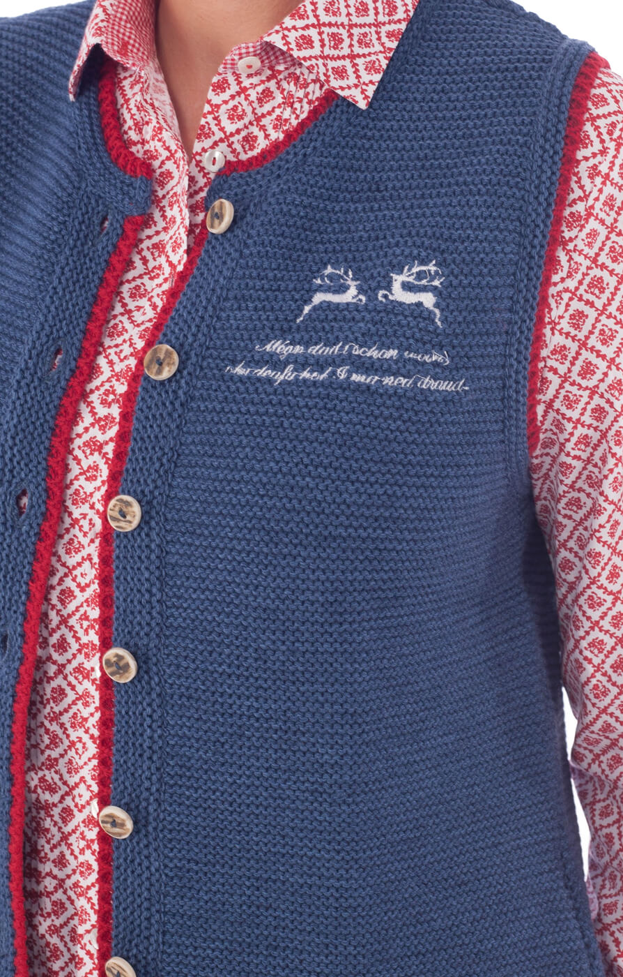 weitere Bilder von Traditional Jacket Genna blue