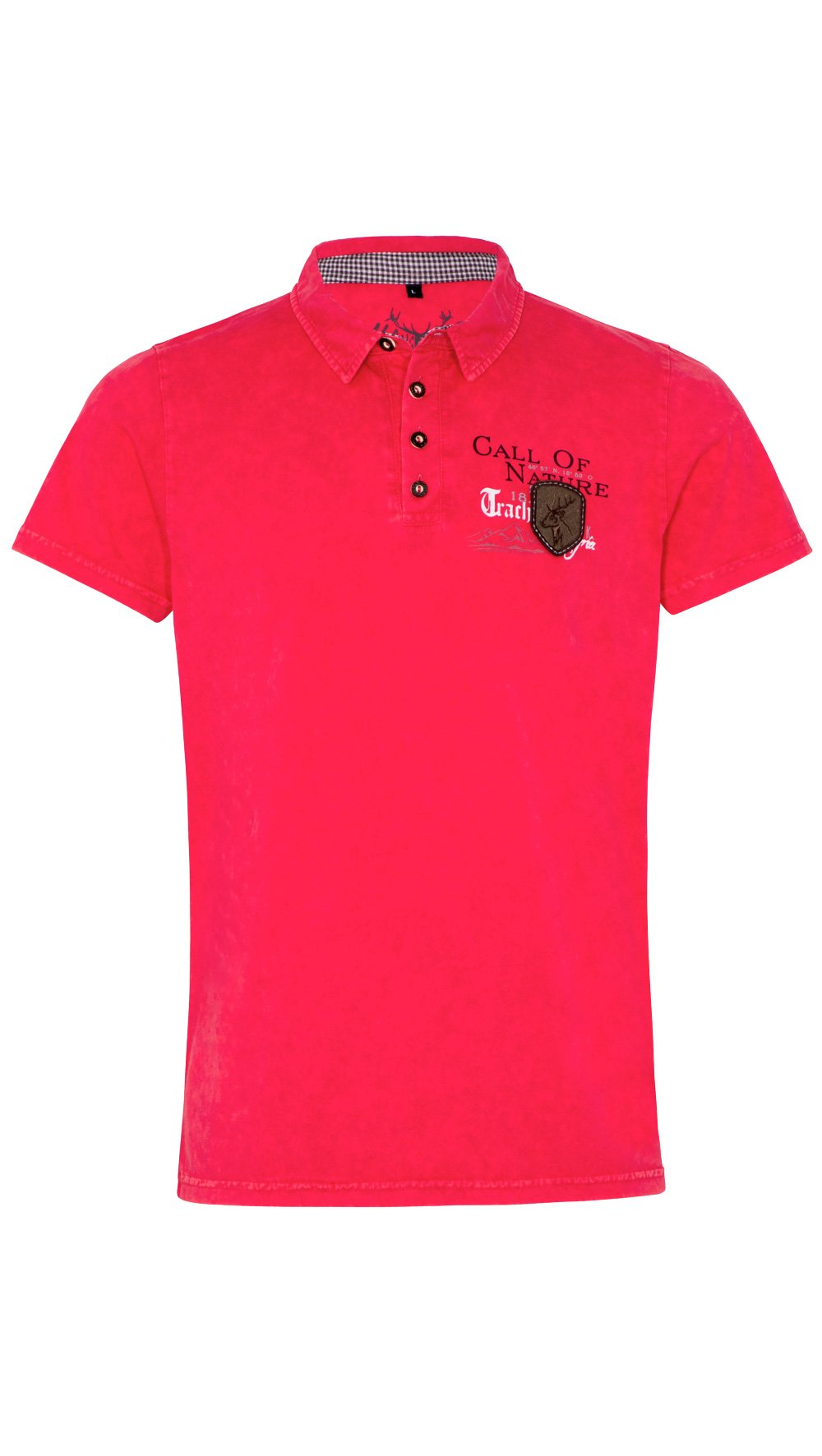 weitere Bilder von Trachten T-Shirt ODOARDO rot