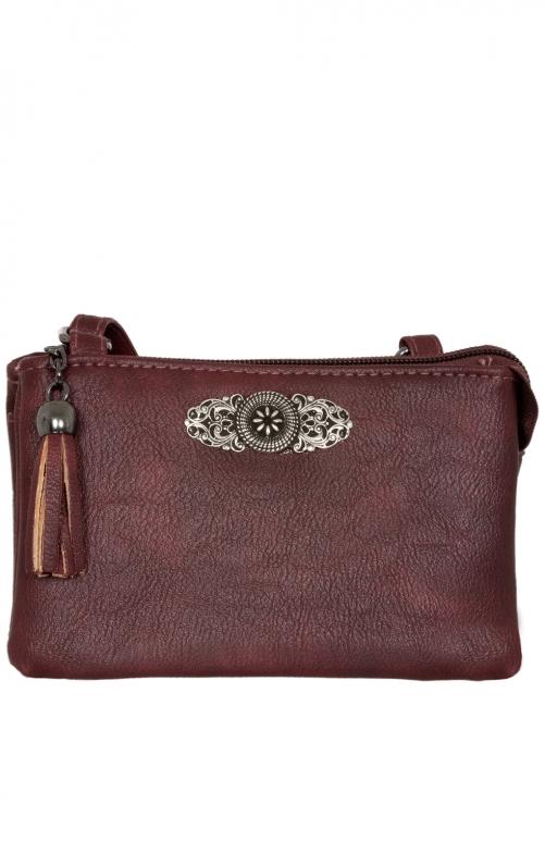 Trachtentasche TA6019-8582 bordeaux