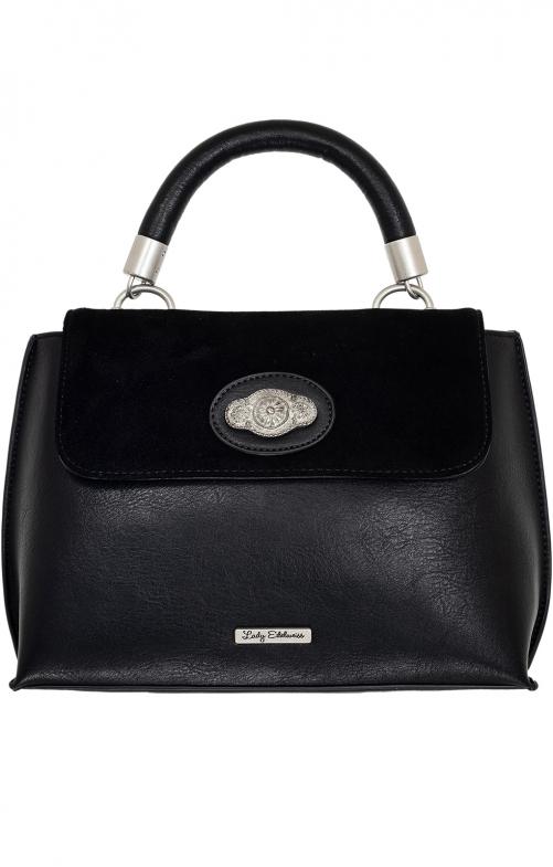 Trachtentasche 18021 schwarz