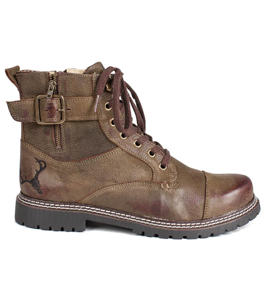 German traditional boots H542 Johannes rustik von Spieth & Wensky