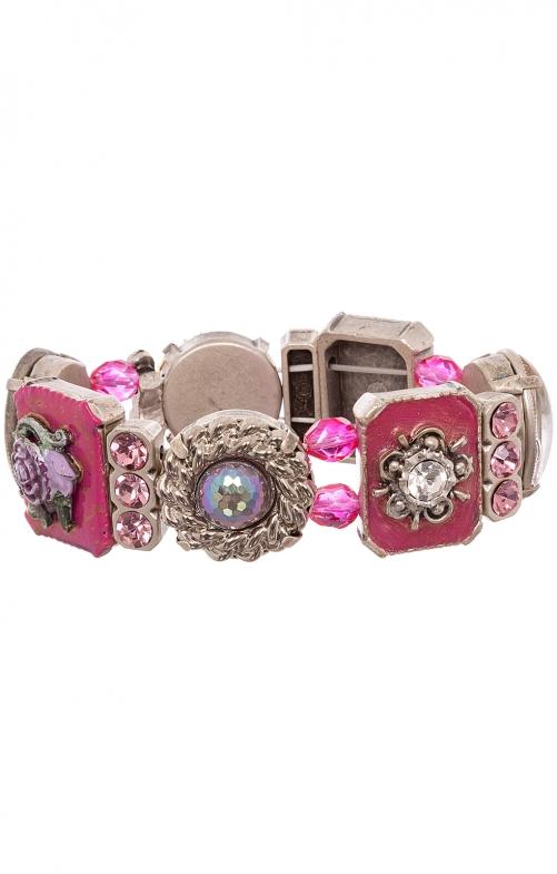 Tic-Armband 3808 pink