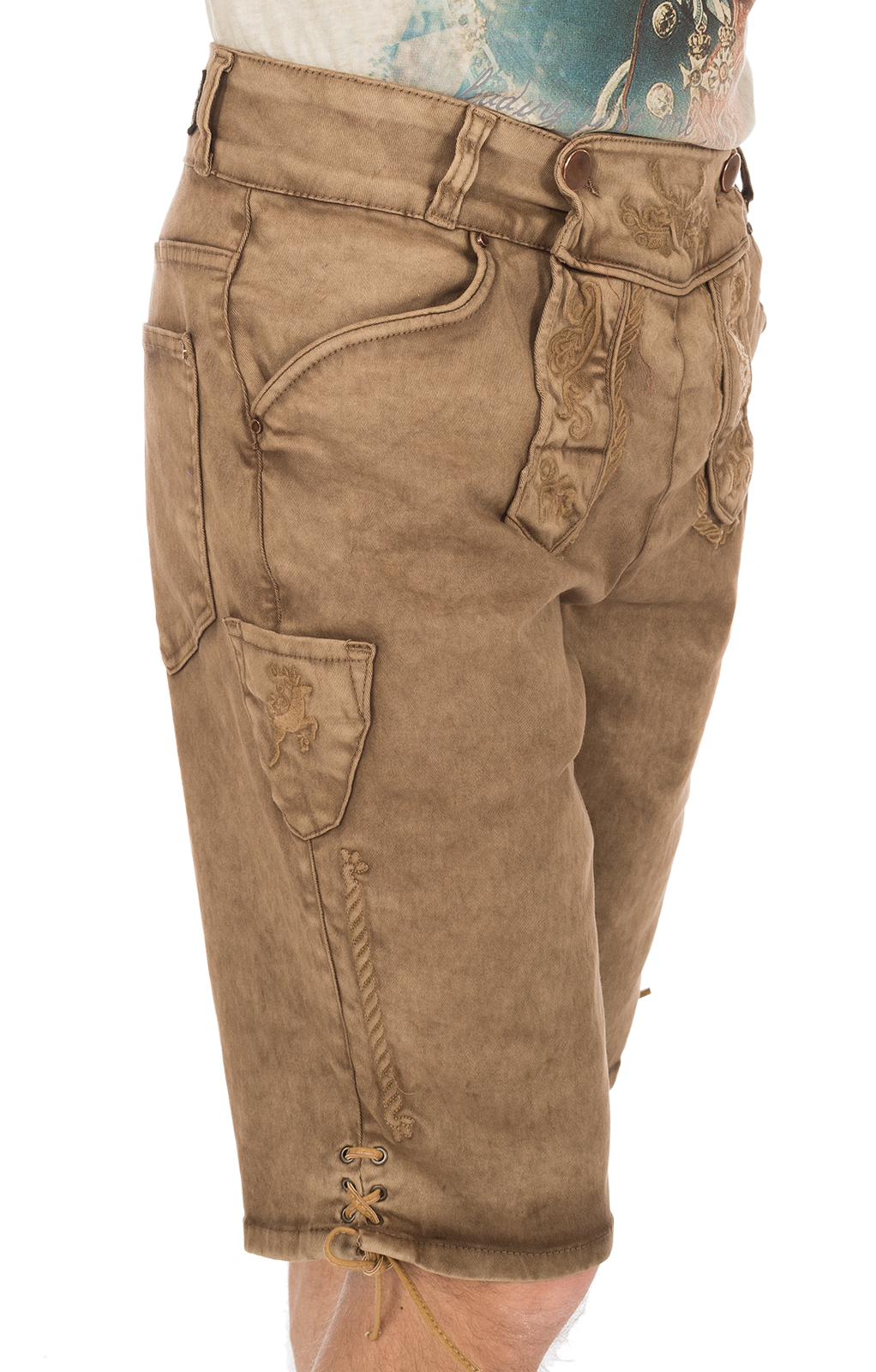 weitere Bilder von Breve costume jeansshort HE marrone