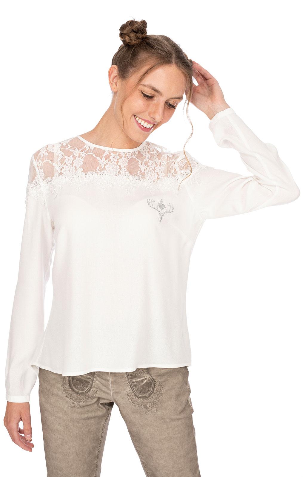 weitere Bilder von Traditional blouse TOSCA white